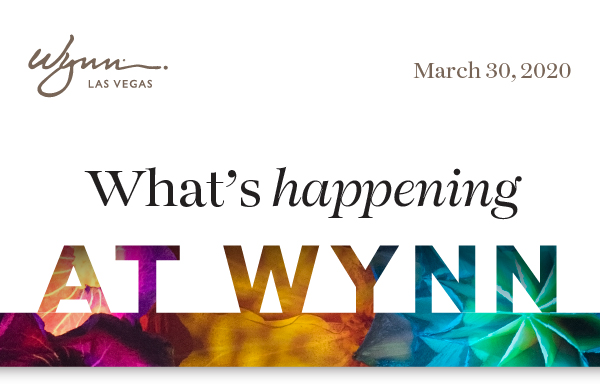 What's Happening at Wynn